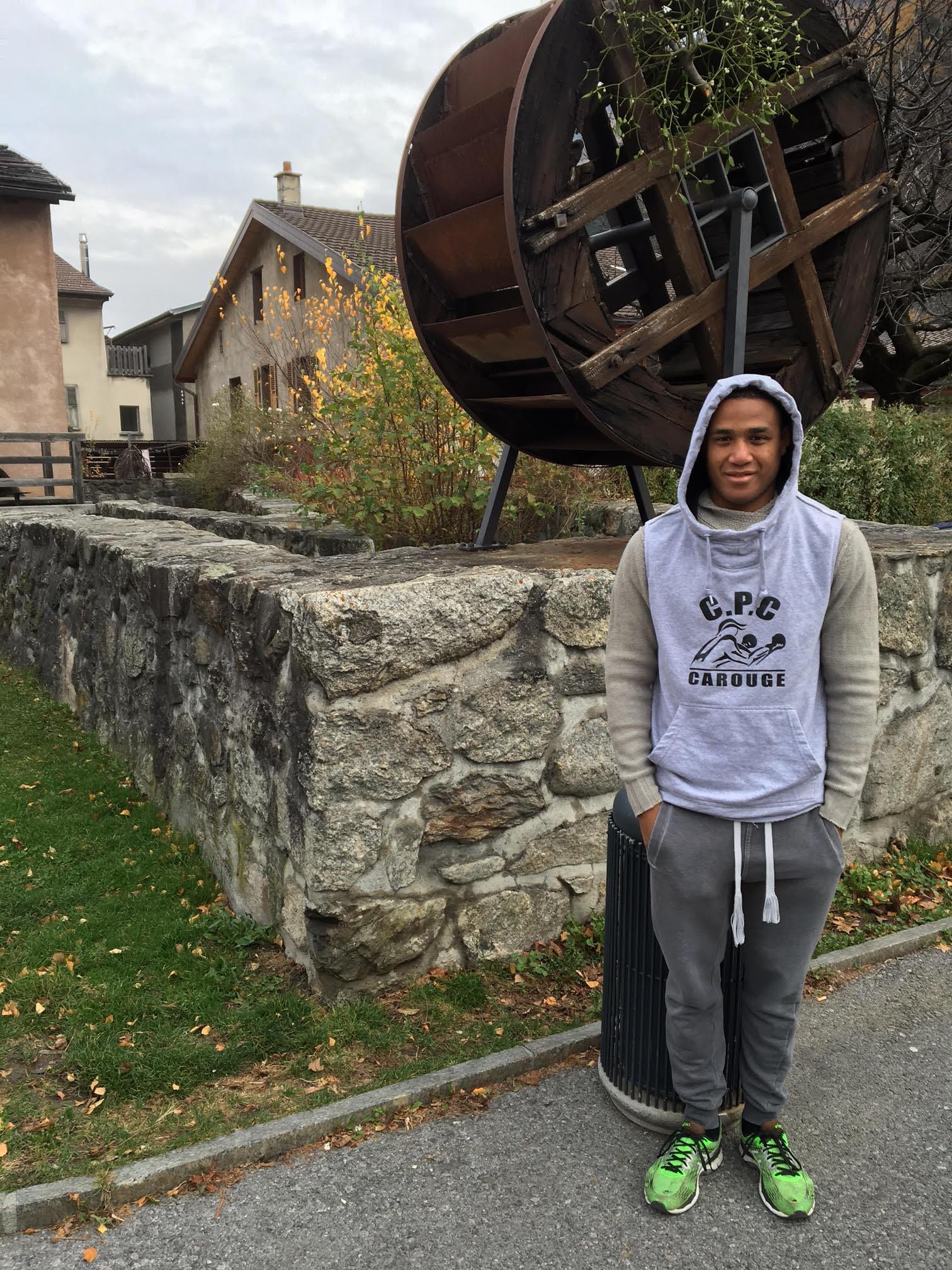 Yves Tazi révélation du championnat de Suisse 2016